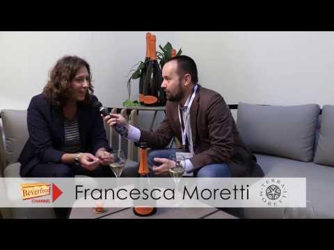 Francesca Moretti - Gruppo Terra Moretti - Bellavista intervista a Vinitaly 2017