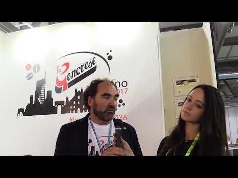 Alessandro Borea - La Genovese intervista a Host 2017