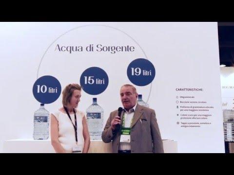 Sorgenti Blu Anna Brenna intervista Venditalia 2016 Beverfood.com