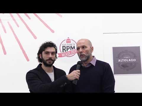 RPM - Riva Pianeta Mixology 2019 - Leonardo Veronesi