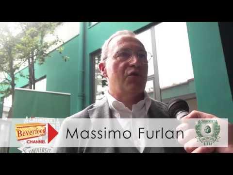Massimo Furlan - Direttore Università della Birra Heineken - inaugurazione sede di Milano
