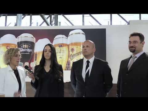 Bitburger Braugruppe a Tuttofood 2019