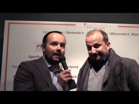 Luca Pirola Bartender.it Aperitivi&Co Experience 2016 intervista Beverfood.com