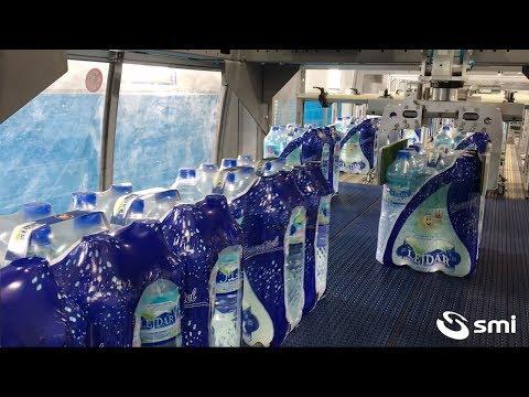 Tousnina 20,000 bph bottling line