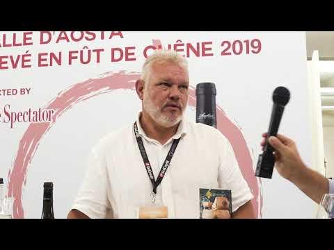 Giorgio Anselmet a OperaWine 2021
