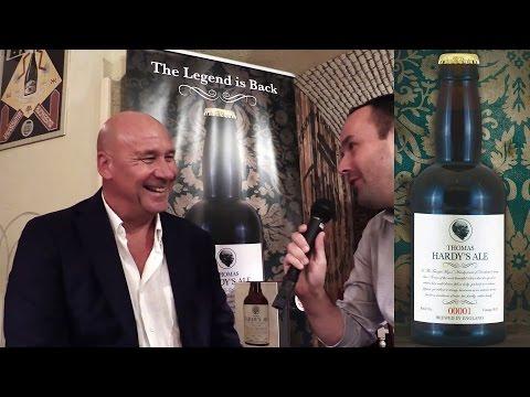 Sandro Vecchiato intervista rilancio Thomas Hardy's Ale Milano Beer Week 2016