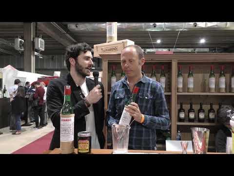 """Filippo Luxardo racconta il maraschino """"Luxardo"""" ad Aperitivi&Co Experience 2019"""