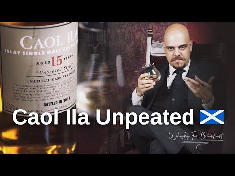 Whisky for Breakfast - Caol Ila Unpeated: perchè la torba non è tutto sull'isola di Islay