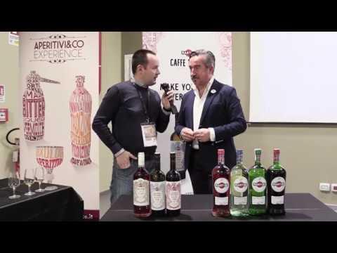 Adriano Ronco di Martini: Make Your Own Vermouth - masterclass a Aperitivi & co. 2018