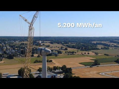 Birrificio Chimay: sviluppo sostenibile con l'energia eolica