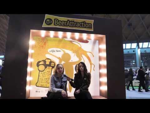 Patrizia Cecchi di Italian Exhibition Group intervista Beer Attraction 2018