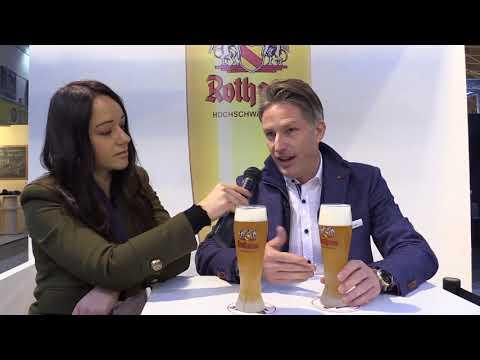 Kilian Kiem intervista a Beer Attraction 2018