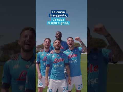 #CoroaCoreLeteAcqua Lete, Main Sponsor della SSC Napoli