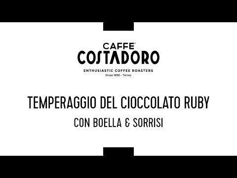 Boella & Sorrisi - Temperaggio del Cioccolato Ruby - Festa della mamma
