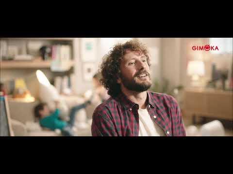 Tv Campaign Gimoka.. Piacere Mio !! Montagna (30&quot
