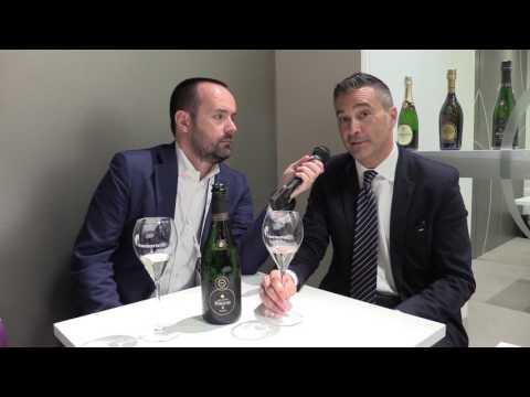Guido Berlucchi Franciacorta intervista a Alessandro Ramagini Vinitaly 2017