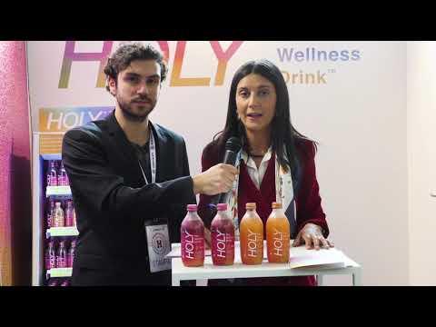 Giorgia Cretella di Holy The Wellness Drink a Hospitality 2020