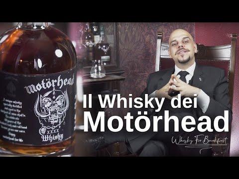 Whisky For Breakfast - L'eredità di Lemmy Kilmister: il Whisky dei Motörhead