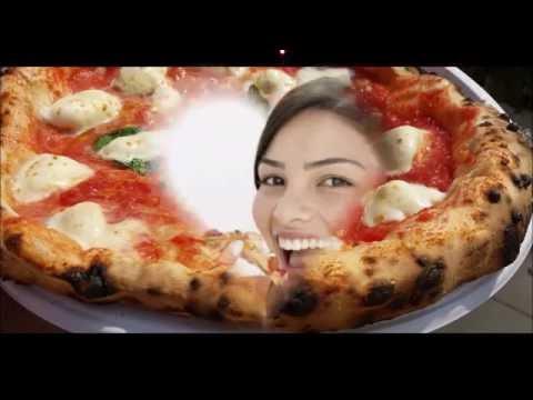 Aurelio Fierro 'A Pizza con testo Video Ferrara Cristian