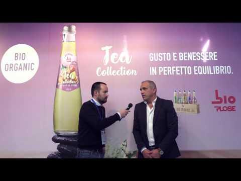 Tea Collection Bio Plose, Davide Gregorini intervista a Beer Attraction 2017