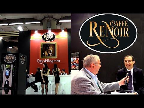 Riccardo Fatone Caffè Renoir Venditalia 2016 intervista Beverfood.com