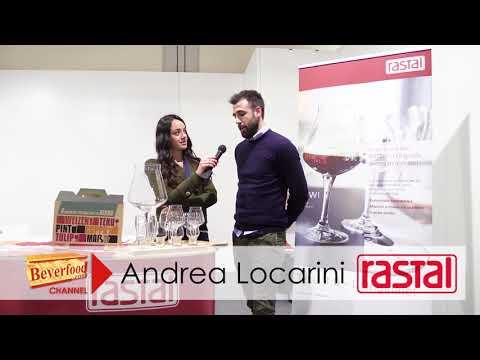 Andrea Locarini di Rastal a Beer Attraction