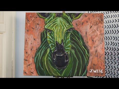 Green Zebra: Brewed for Art Prize 2017