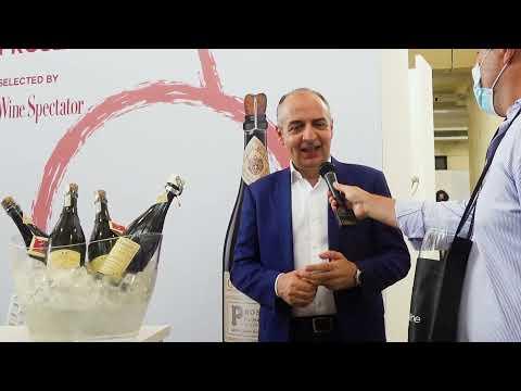 Domenico Scimone di Carpenè Malvolti a OperaWine 2021