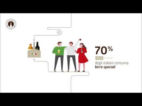 Videografica Osservatorio Birra Drink different