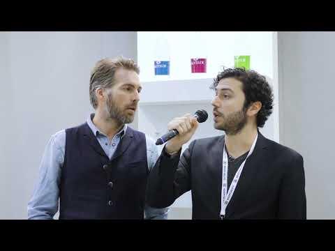 Diego Squizzato di Spumador a Hospitality Riva 2020