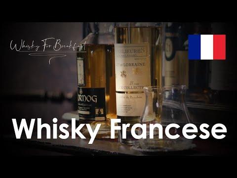 Whisky for Breakfast: Whisky Francese