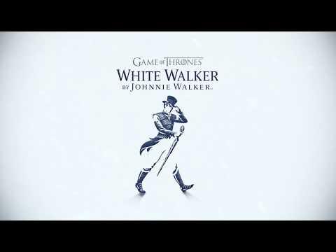 White Walker by Johnnie Walker - Games Of Thrones - trailer - Whisky