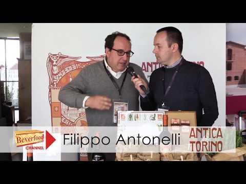 Vermouth Antica Torino presentato da Filippo Antonelli ad Aperitivi&Co Experience