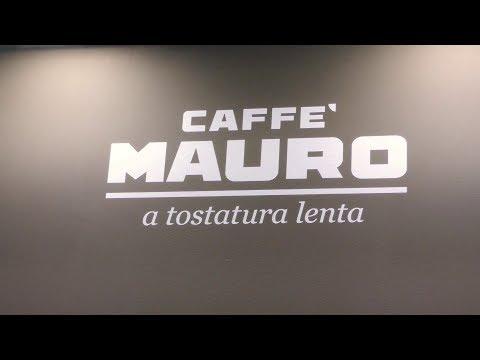 Michele Rizzo di Caffè Mauro a TuttoFood 2019