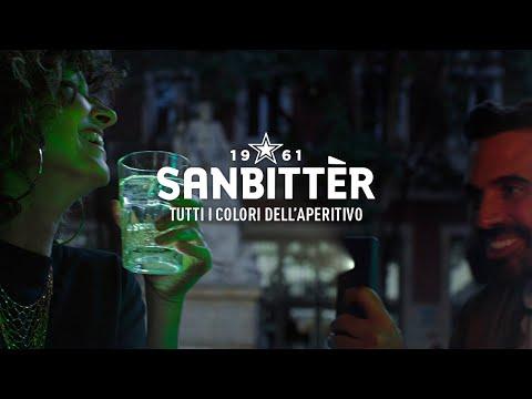 Sanbittèr - Tutti i colori dell'aperitivo - Spot 2021
