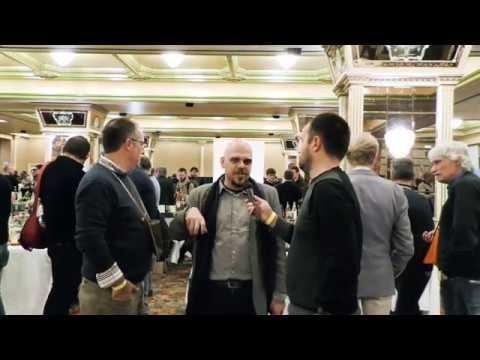 Daniele Cancellara di Whisky For Breakfast al Milano Whisky Festival 2019