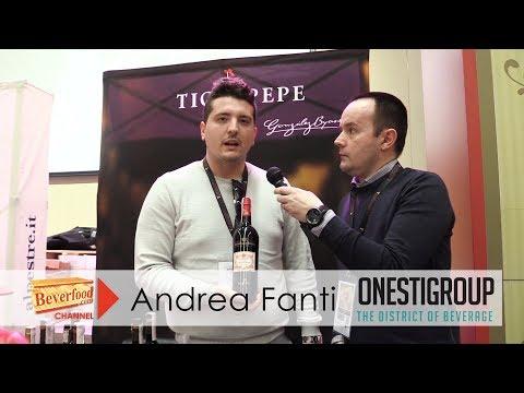 Andrea Fanti di OnestiGroup presenta Vermouth La Copa Gonzales Byass