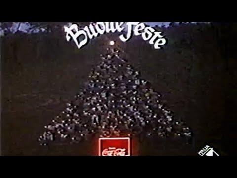 Spot - COCA COLA Natale - ORIGINALE del 1984