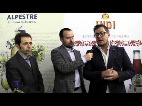 OnestiGroup Aperitivi&Co Experience 2016 Andrea Onesti e Enrico Magnani Bibite Indi&Co