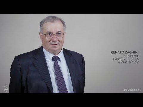 Renato Zaghini, nuovo Presidente del Consorzio Tutela Grana Padano