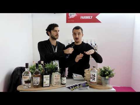 Flavio Angiolillo a RPM - Riva Pianeta Mixology - Hospitality 2020