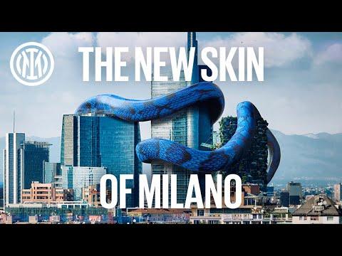 THE NEW SKIN OF MILANO | THE NEW INTER HOME JERSEY 21/22 🐍⚫🔵 #TheNewSkinOfMilano #IMInter #IMMilano