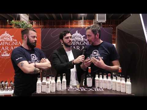 """Edoardo Nono e Memfi Baracco con il nuovo Falernum """"Mr. Three & Bros."""" ad Aperitivi&Co Experience"""