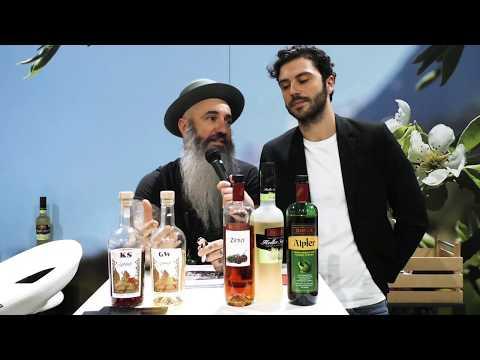 """Max Morandi di """"Roner"""" racconta i suoi Vermouth ad Aperitivi&Co Experience 2019"""