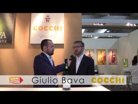 Giulio Bava - Cocchi Alta Langa intervista Vinitaly 2017