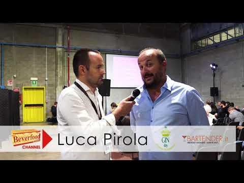Luca Pirola di Bartender.it organizzatore TheGINDay 2017