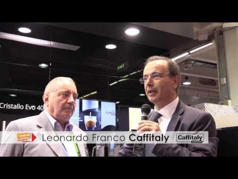 Leonardo Franco AD Caffitaly Venditalia 2016 Beverfood.com
