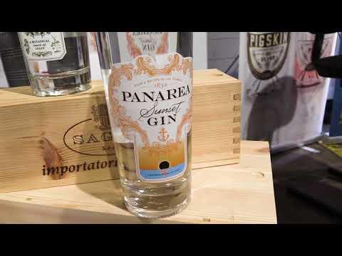 Federico e Lorenzo Inga di Panarea Gin al TheGINDay 2018