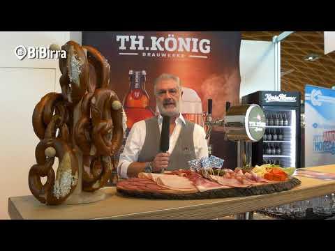 Beer Attraction 2017 - Intervista a San Geminiano per König Pilsener