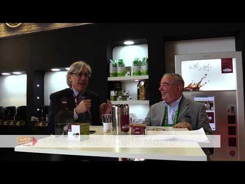 Michele Rizzo Caffè Mauro a tostatura lenta a Venditalia 2016 Intervista Beverfood.com